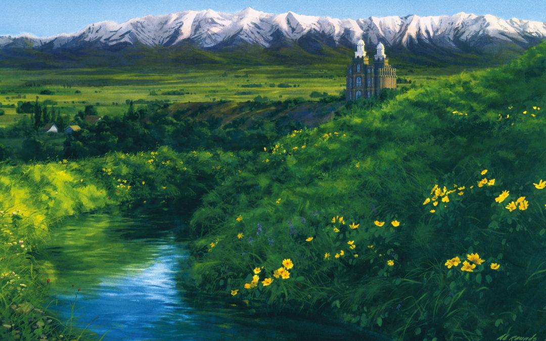 Logan Temple Spring