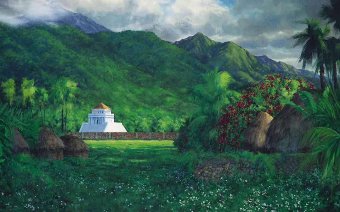 Nephi's Temple
