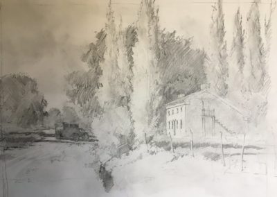 Plain City Utah Sketch
