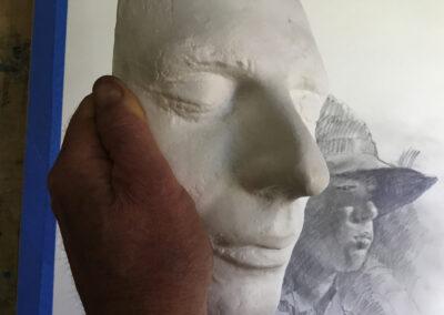 Death Mask of Joseph Smith